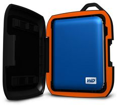 Custodia rigida per hard disk portatile My Passport – WD Nomad Case
