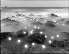 Sato - long exposure photography with light