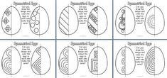 Free - Symmetrical eggs
