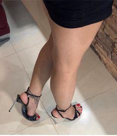 Beautiful High Heels, Gorgeous Feet, Beautiful Legs, Sexy Legs And Heels, Hot Heels, Sexy Sandals, Stilettos, Stiletto Heels, High Heels For Prom