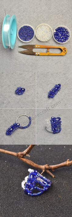 Seed beads & bugle beads are tiny beads that can be used in many jewelry making projects. They are rich in colors, bring you to create rainbow color jewelry and craft works. Bugle Beads, Seed Beads, Bee Crafts, Diy Rings, Rainbow Colors, Gifts For Friends, Special Gifts, Cuff Bracelets, Seeds