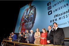Henry Cavill and the MI Fallout crew Washington D. Ving Rhames, Vanessa Kirby, Angela Bassett, Simon Pegg, Rebecca Ferguson, Alec Baldwin, Hard Part, Mission Impossible, Henry Cavill