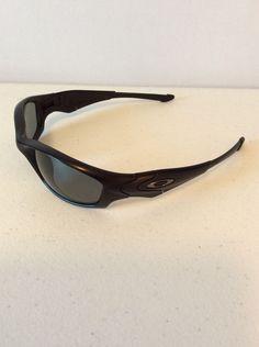 7fb18acda5a Oakley Oo9039 11-013 Straight Jacket Matte Black Grey Sunglasses Authentic   fashion  clothing