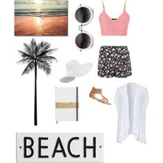 Beach beautiful by francie831 on Polyvore featuring polyvore, fashion, style, Phax, maurices and Rosanna