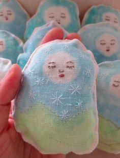 winter moon dolls by anna branford