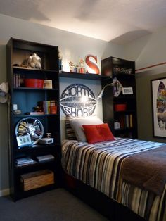 Interior Design, Boys Room Design Ideas   26 33 Marvelous Boys Room Design Ideas