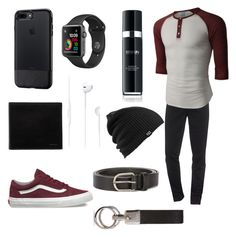 """""""P"""" by vejacomotenpovoa ❤ liked on Polyvore featuring Kenzo, LE3NO, Vans, Bally, OtterBox, 111Skin, Burton, Dsquared2, Tod's and men's fashion"""