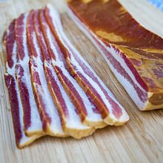 How to make homemade bacon, just in case there really is a bacon shortage.
