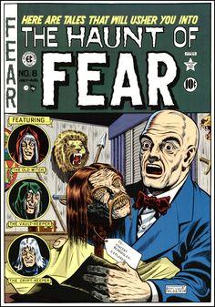 The Haunt of Fear ~ Art by Al Feldstein