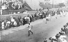 Photo of Windsor, Road Race 1910 from Francis Frith Olympic Marathon, Road Racing, Windsor, Olympics, Dolores Park, History, Sports, Travel, Collection