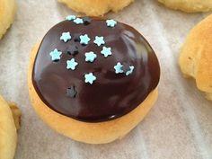 repostería nórdica repostería danesa recetas nórdicas de carnaval recetas delikatissen recetas de pan dulce con glaseado Fastelavnsboller bollos rellenos de mazapan bollos daneses de carnaval