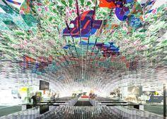 Ephemeral Architecture: 27 Paper Buildings