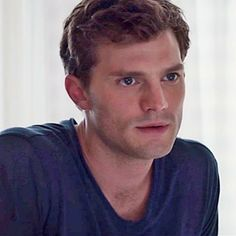 Jamie Dornan as Christian Grey... ~ Fifty Shades of Grey Movie