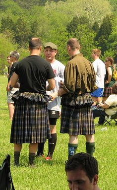 great kilts...I've never seen this style kilt...Not sure if I like it or not