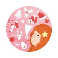 mas ela quem pá?: Sweet Pea Badges & Rita Balixa - colecção de Natal