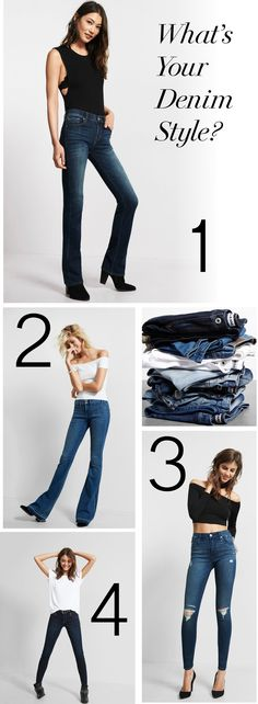 Not sure which denim shape is right for your style? Express has a pair of jeans for boho babes and tomboys alike. For boho babes, go for an Express bell flare. For the classic sophisticated, opt for an ultra flattering boot cut in a medium rise. If rock-n-roll runs through your veins, an ultra skinny jean legging with destroyed details is your fit. For the casual tomboy, a classic skinny fit in a dark wash or black will work with a basic tee, with or without the added height of wearing…