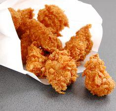 Przepis na nuggetsy z kurczaka