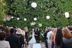 LIGHTS! A Romantic, Timeless Champagne and Blush Wedding