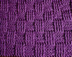Basket Weave Crochet Stitch - Marly Bird