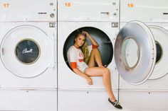 Image result for laundromat photoshoot
