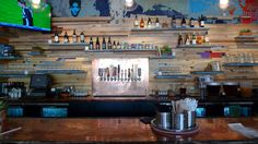 Back Bar Barn WoodRustic