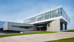 Taegutec Office Building / Tago Architects