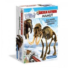 Nesli tükenmiş bir hayvan olan mamutu keşfedin.7+ Yaş Üzeri