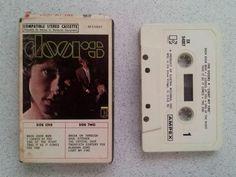The Doors - US release in clamshell case - Elektra EK 54007