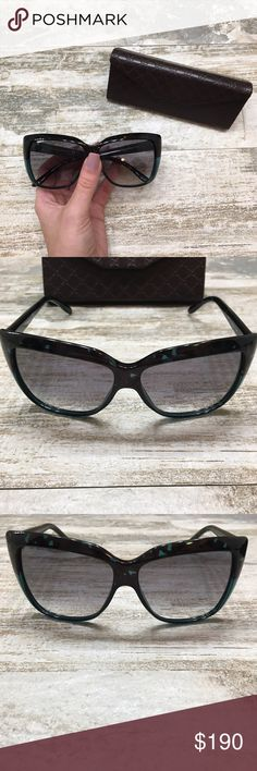 GUCCI SUNGLASSES WITH CASE BRAND NEW CONDITION, NO FLAWS, AUTHENTIC! No trades Gucci Accessories Sunglasses