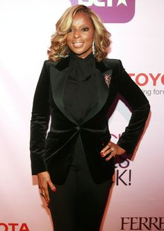 mary j blige | Mary J. Blige's Charity Slapped With Two Lawsuits