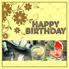 CatS kaartjes - Dag- en avondplaatjes - Free Birthday and Greeting cards Free Birthday, Happy 2nd Birthday, Happy Birthday Wishes, E Cards, Greeting Cards, Alcoholic Drinks, Birthdays, Anniversaries, Happy Bday Wishes