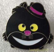 Hong Kong Disney pin - HKDL 2017 Halloween Tsum Tsum Mystery - Cheshire Cat