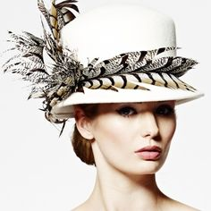 Rosie Olivia Millinery creates unique, stylish wedding hats to suit your face shape and skin colouring | Rosie Olivia Millinery