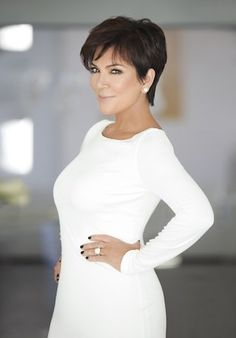 Awesome Kris Jenner Hairstyles
