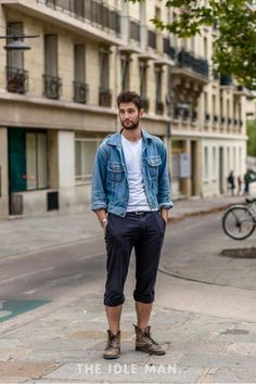 Street Style   The Idle Man