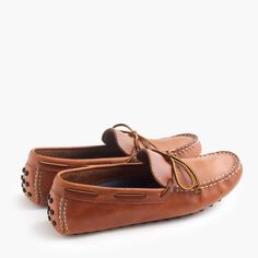 Sperry® for J.Crew - Driving Moccasins - $120