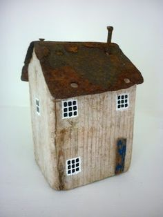 Driftwood cottage by Kirsty Elson