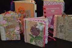 Altered Books $25; Junque Journals $45; Bliss Books $100;  2texasteachers@gmail.com