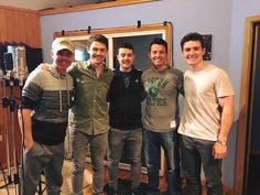 Celtic Thunder Lads... It's a wrap! May 2017