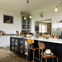 never wanted to copy a kitchen more than this one