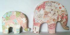 manualidades con elefantes