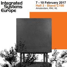 #Amsterdam is always a #goodidea! #ISE2017 #ArchitetturaSonora #ConcreteSound #SoundMatters