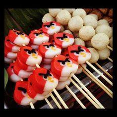 Angry Birds : Bangkok / Angry Birds Meatball : Food