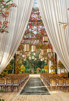 Wedding Ceremony, Our Wedding, Wedding Venues, Dream Wedding, Party Decoration, Ceremony Decorations, Wedding Places, Event Decor, Garden Wedding