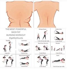 Take a look at this crucial pic and also look at the provided info on lose belly fat workout Fitness Workouts, Summer Body Workouts, Gym Workout Tips, Fitness Workout For Women, At Home Workout Plan, Workout Challenge, Easy Workouts, Back Workout Women, Workout Plans