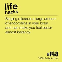Improve your life one hack at a time. 1000 Life Hacks, DIYs, tips, tricks and More. Start living life to the fullest! Singing Lessons, Singing Tips, Life Lessons, Learn Singing, Simple Life Hacks, Useful Life Hacks, Good To Know, Feel Good, 1000 Life Hacks