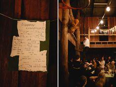 """Sleepover Arrangements"" // Handmade Australian Wedding: Nika + Alex"