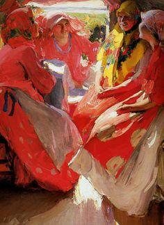 We Love Paintings: Arkipov