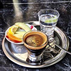 gunun kahvesi, coffee of the day from zeynep özyılmazel, house cafe