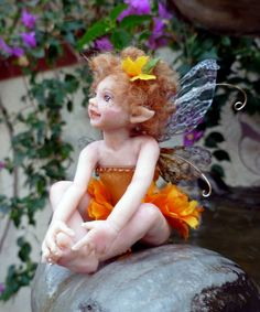Maddie   OOAK Hiddleston Fairy